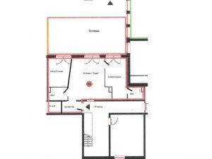 Seehund Wohnung